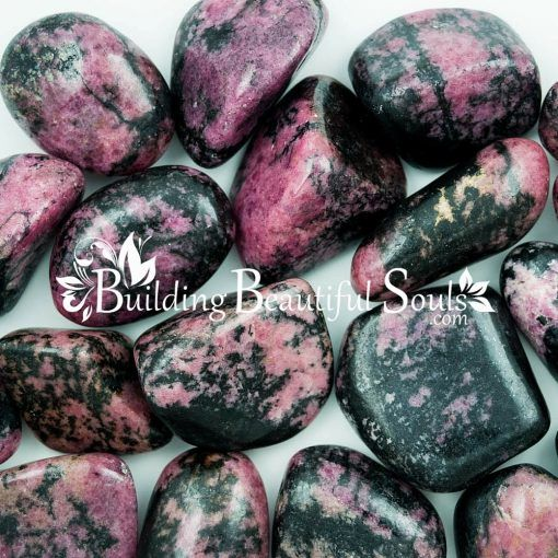 Healing Crystals Stones Tumbled Rhodonite Metaphysical New Age Store 1000x1000