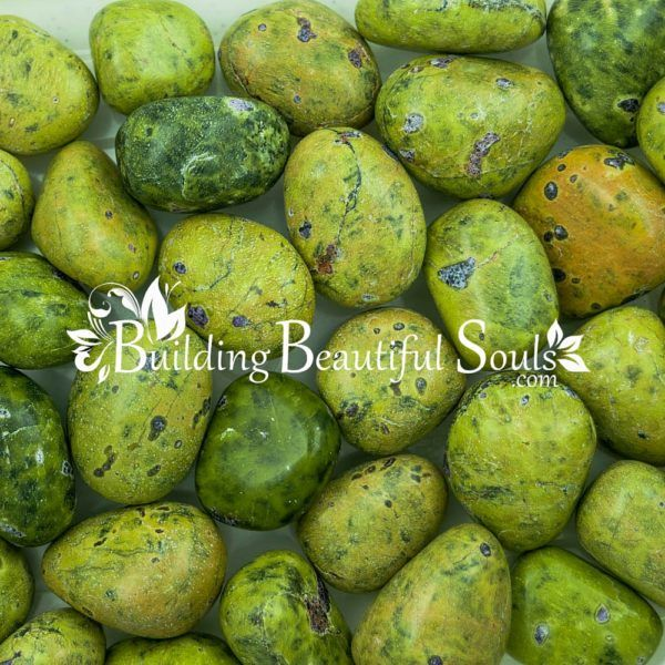 Healing Crystals Stones Tumbled Stichtite Serpentine Metaphysical New Age Store 1000x1000