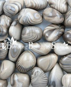 Healing Crystals Stones Tumbled Striped Flint Metaphysical New Age Store 1000x1000