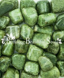 Healing Crystals Stones Tumbled Vesuvianite Metaphysical New Age Store 1000x1000
