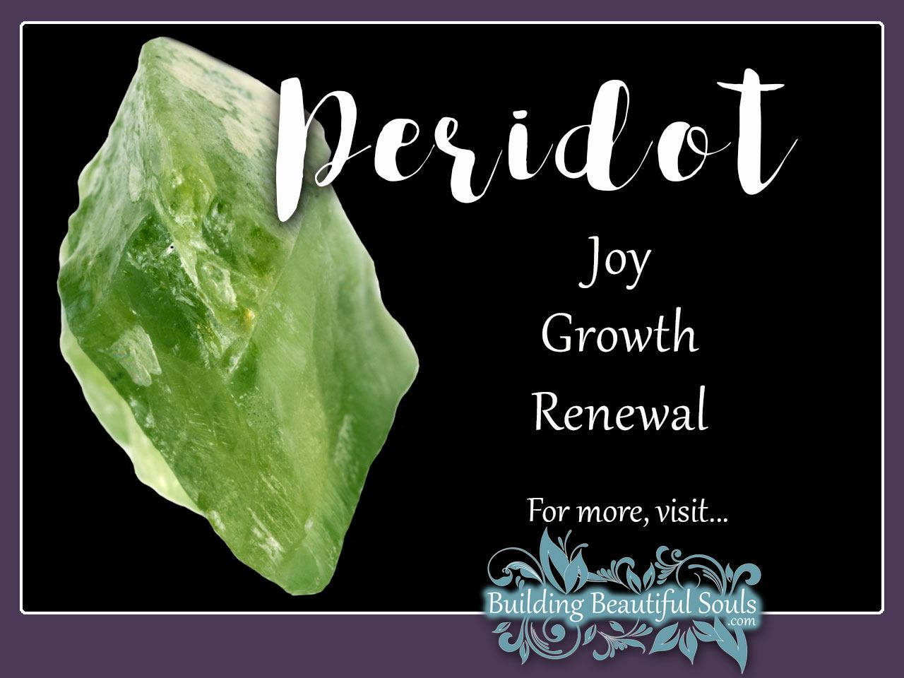 Peridot Meaning & Properties - Healing Crystals & Stones 1280x960