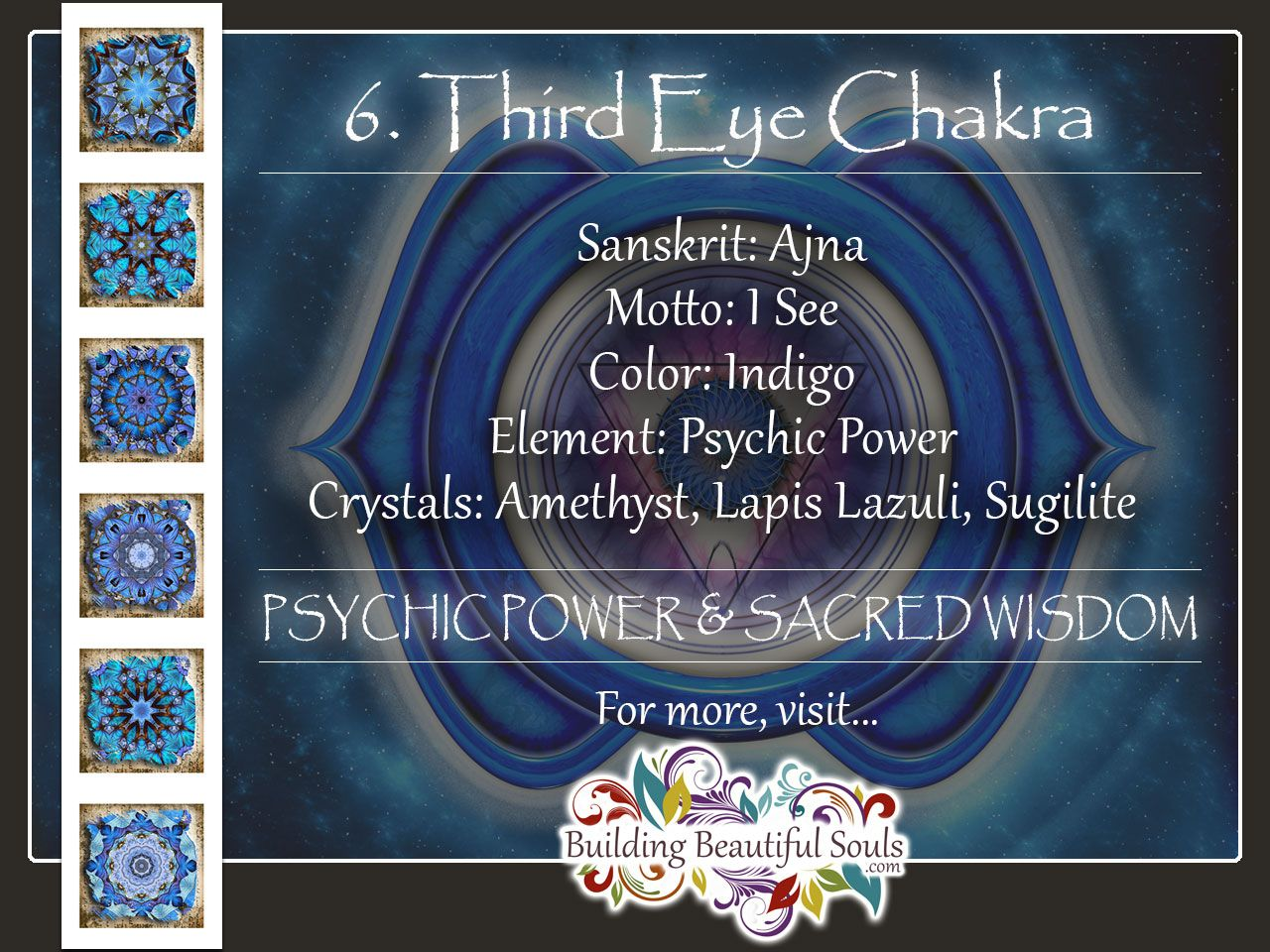 how to open my third eye chakra
