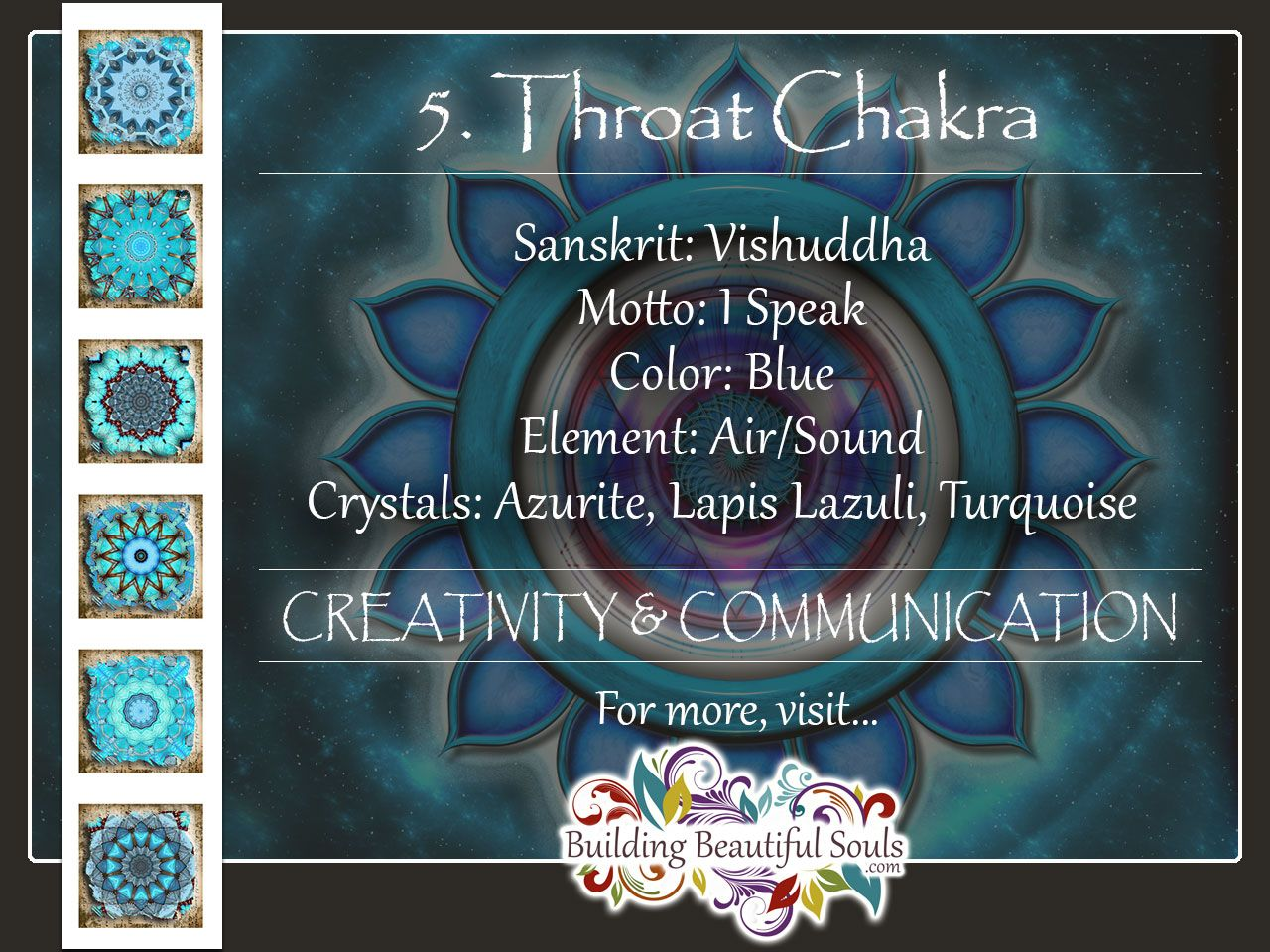 7 Chakra Colors, Symbols, & Meanings -