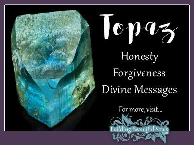 Topaz Meaning & Properties - Healing Crystals & Stones 1280x960