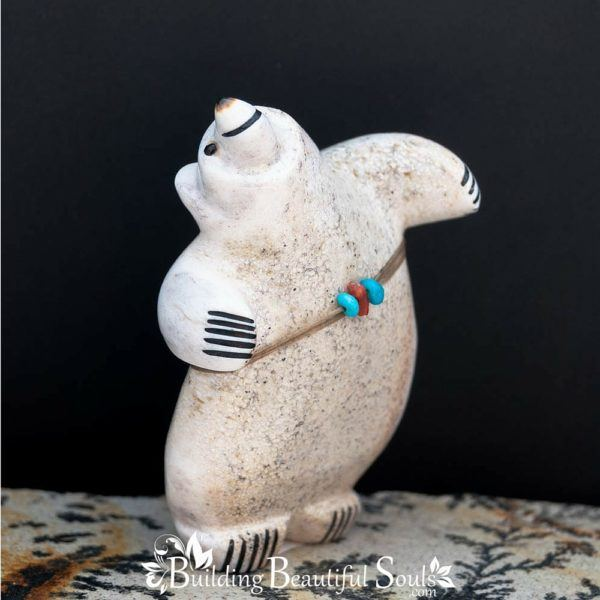 Zuni Fetishes Joy Bear Antler Claudia Peina Native American Art A 1000x1000
