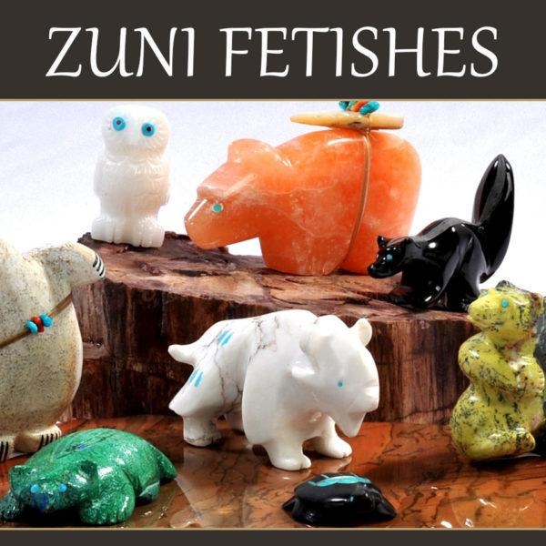 Zuni Fetishes