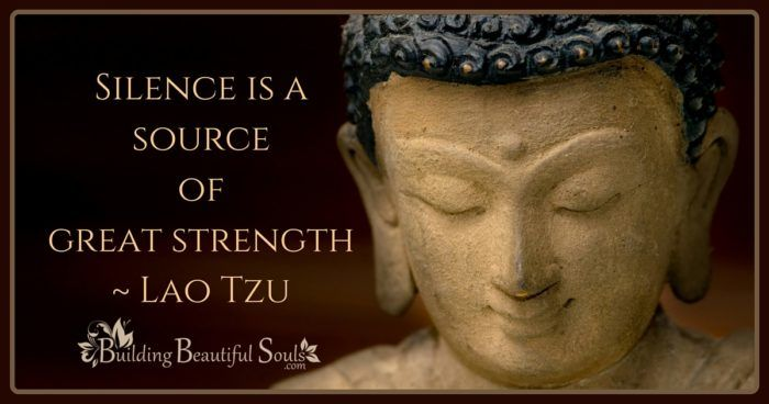 Silence Is A Source Of Great Strength Lao Tzu Quotes Mindfulness Quotes 1200x630