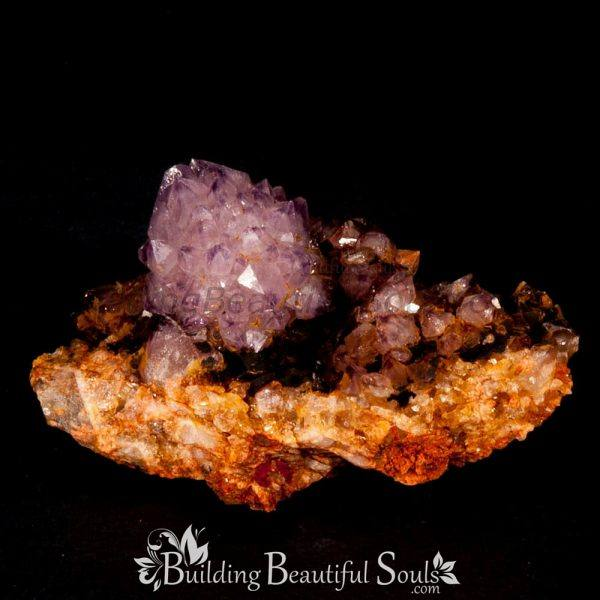 Spirit Quartz Cactus Quartz Fairy Quartz Amethyst Geode