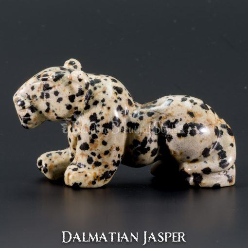 dalmatian jasper leopard spirit animal carving 1a 1000x1000