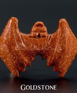 goldstone bat spirit animal carving 1c 1000x1000