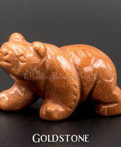 goldstone bear spirit animal carving walking 1f 1000x1000