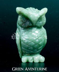 green aventurine owl spirit animal carving 1b 1000x1000