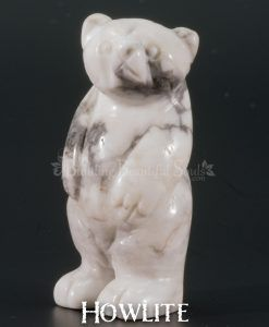 howlite bear spirit animal carving standing 1a 1000x1000