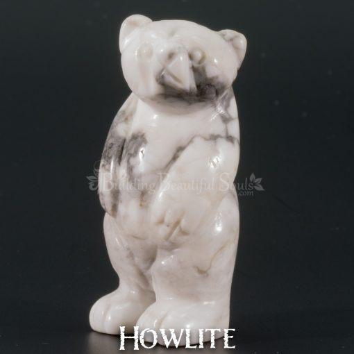 howlite bear spirit animal carving standing 1a 1000x1000