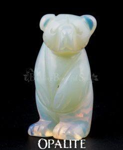 opalite bear spirit animal carving standing 1d 1000x1000