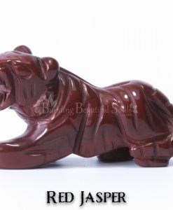 red jasper tiger spirit animal carving 1b 1000x1000