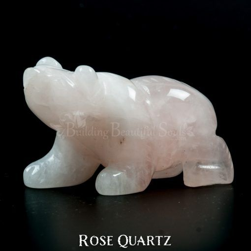 rose quarts bear spirit animal carving walking 1g 1000x1000