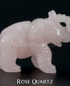 rose quartz elephant spirit animal carving 1b 1000x1000