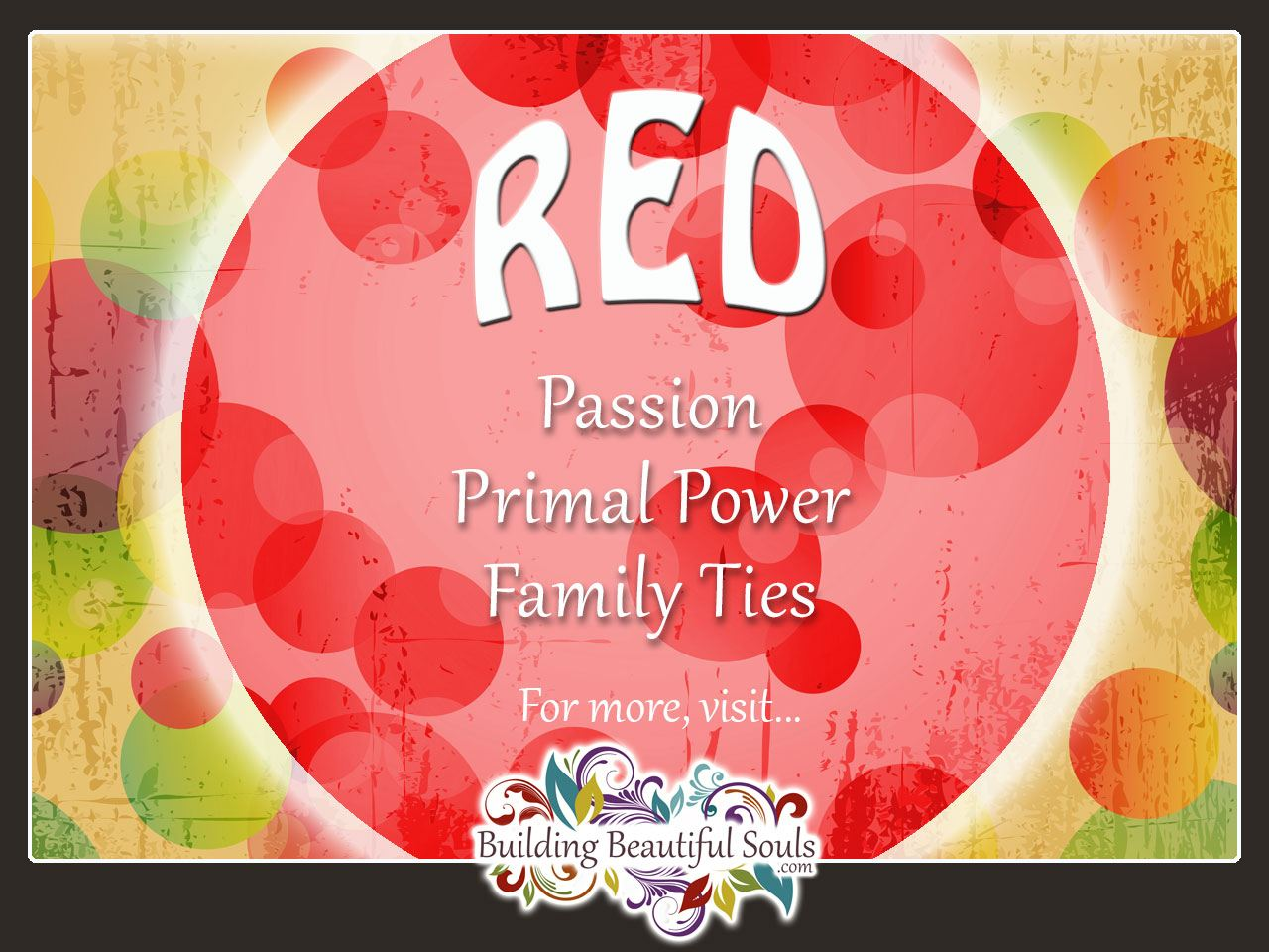 What Does The Color Red Mean | Color Meanings