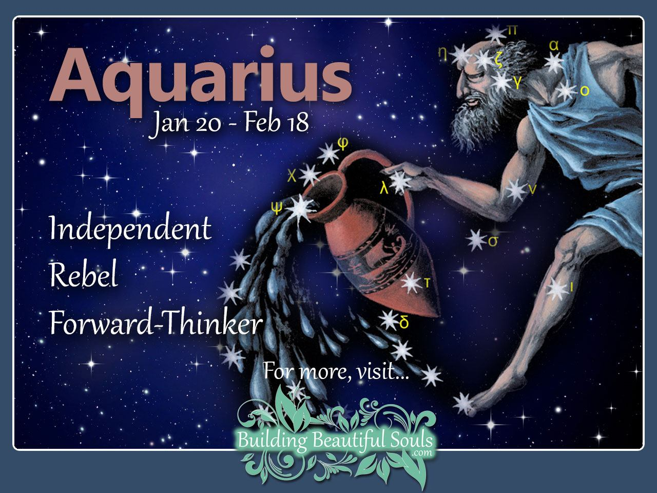 will aquarius man ever come back