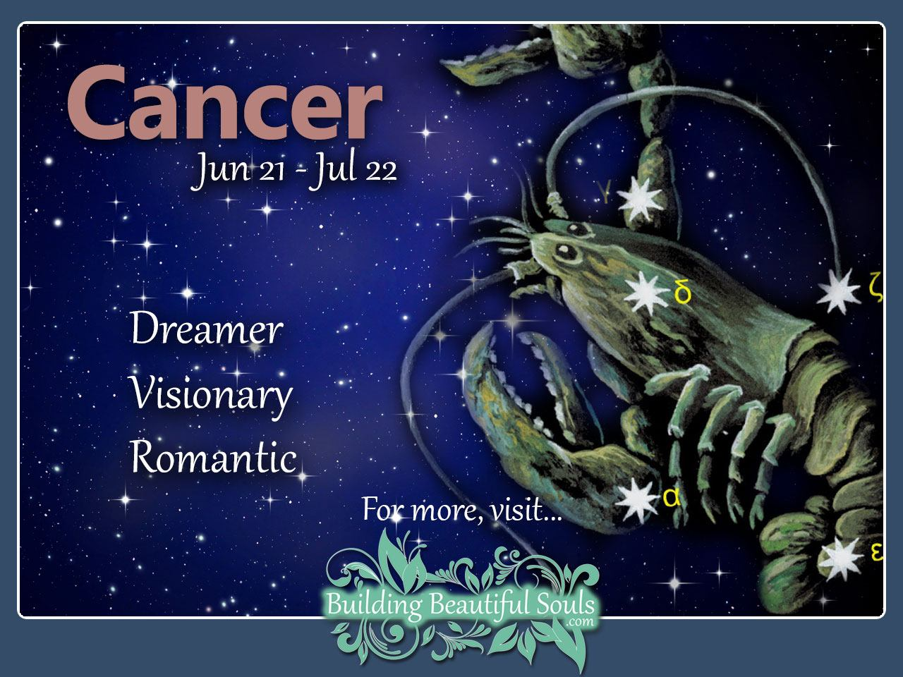 Cancer Man | Cancer Men Traits In Love, In Bed, Dating & Relationships