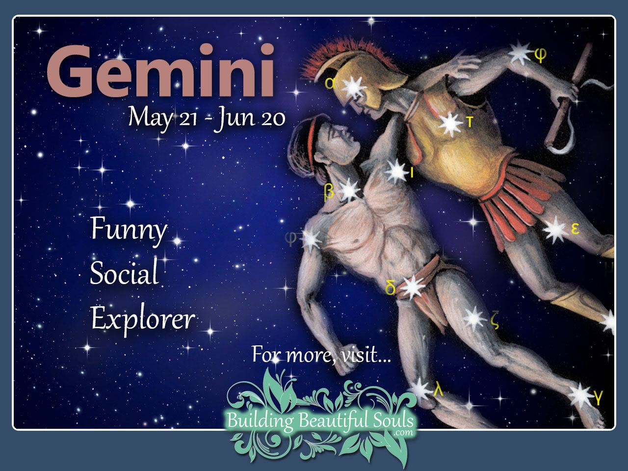 Gemini Man Traits In Love & In Bed 1280x960
