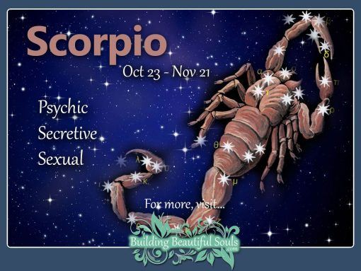 Scorpio dating libra man