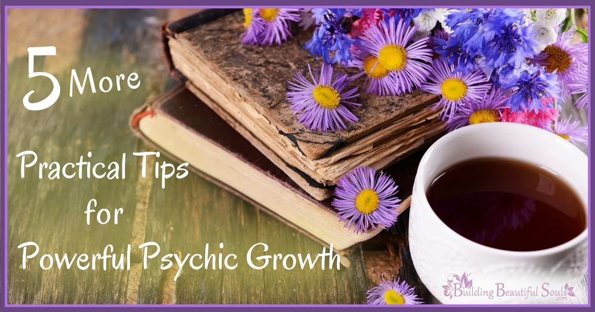 Powerful Psychic Development Abilities Tips 1200x630