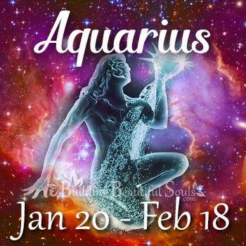 Aquarius Horoscope July 2017 350x350