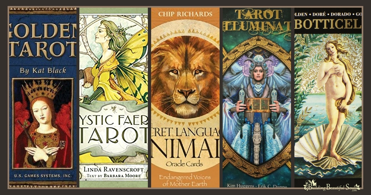 Best Tarot Cards 1200x630