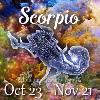 Scorpio Horoscope August 2017 350x350