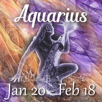 Aquarius Horoscope January 2018 350x350