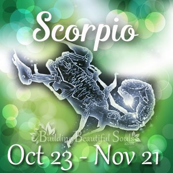 Scorpio March 2018 Horoscope 350x350