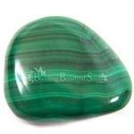 Malachite Zodiac Crystal 150x150