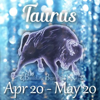Taurus  Horoscope April 2018 350x350