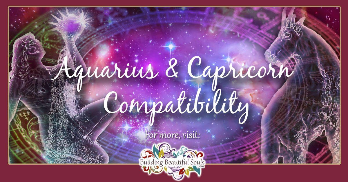 Capricorn and Aquarius Compatibility: Friendship, Love & Sex