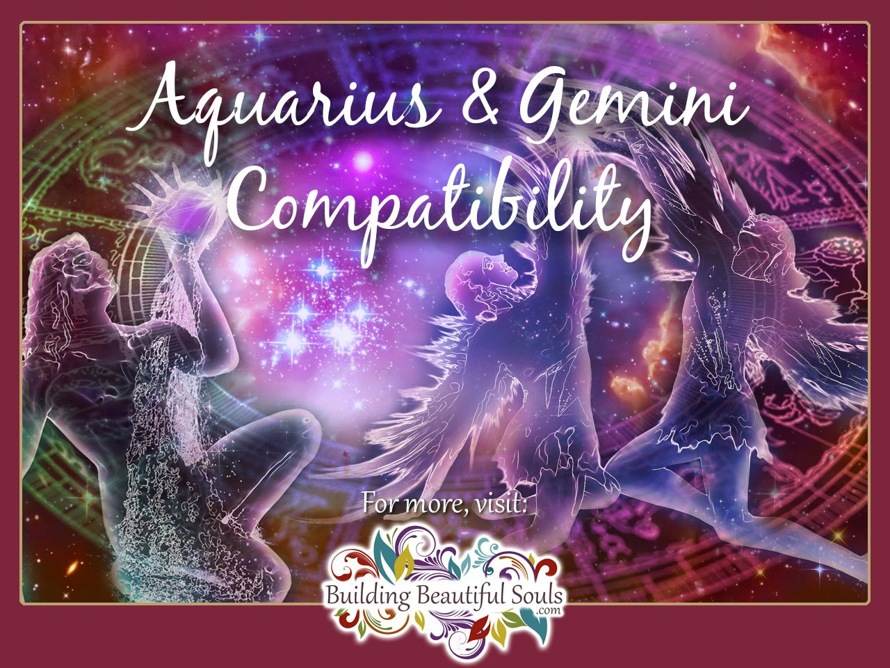 Aquarius and Gemini Compatibility: Friendship, Love & Sex