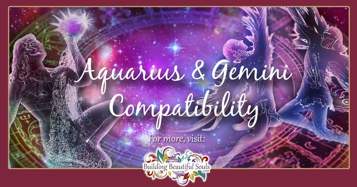 Aquarius And Gemini Compatibility Friendship Love Amp Sex