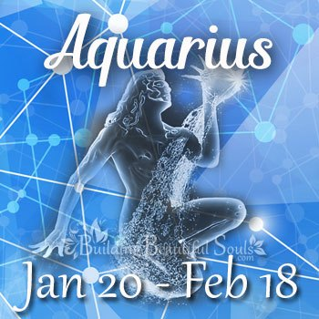 Aquarius Horoscope July 2018 350x350