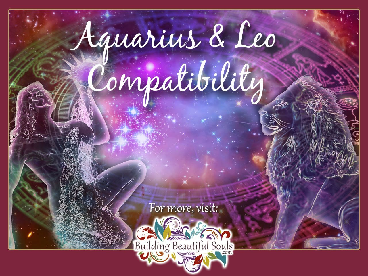 Aquarius and Leo Compatibility: Friendship, Love & Sex