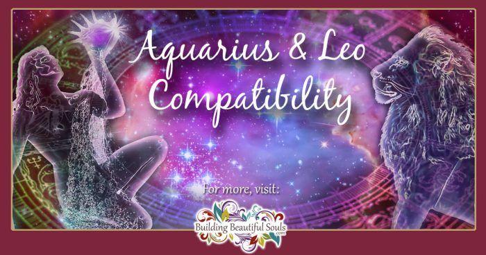 Aquarius and Leo Compatibility 1200x630