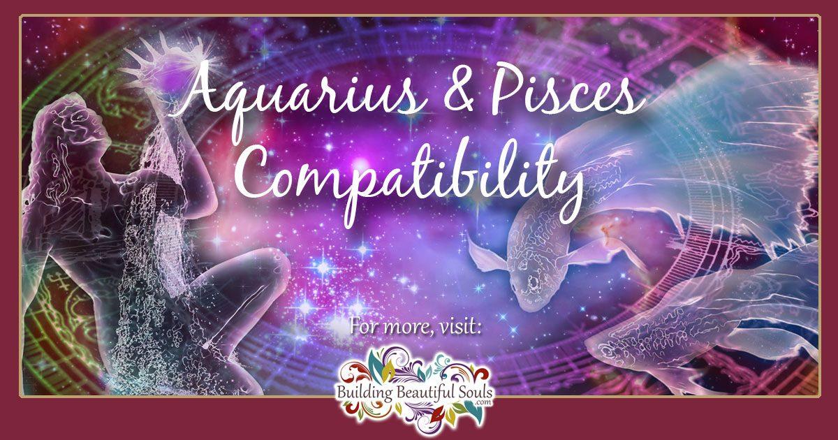 Aquarius and Pisces: Love, Sex, & Friendship