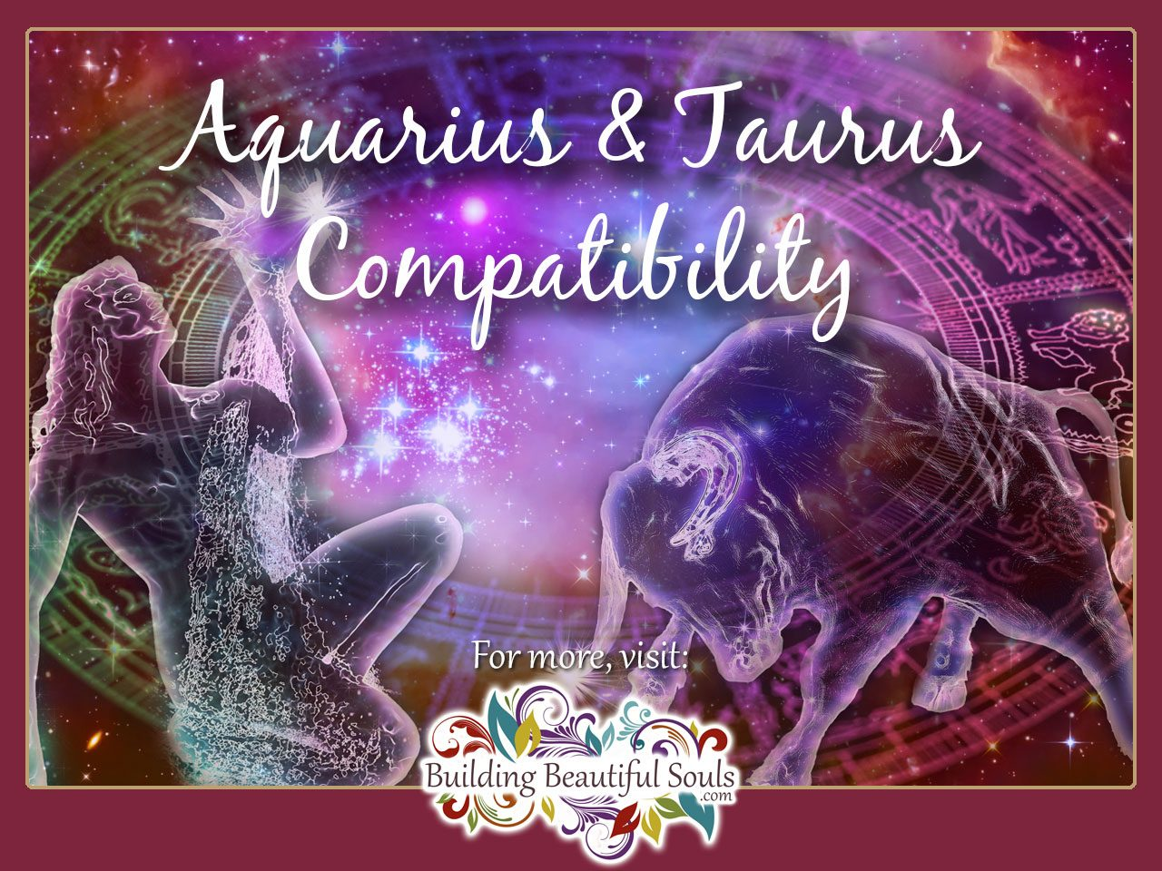 Aquarius and Taurus 1280x960
