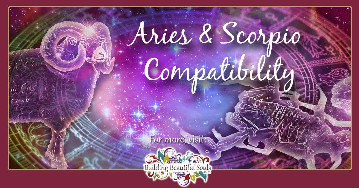 Aries and Scorpio Compatibility: Friendship, Love & Sex