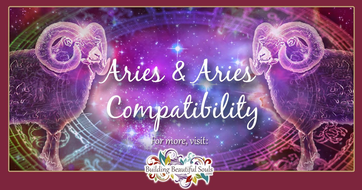 Aries and Aries Compatibility: Love, Sex, & Friendship