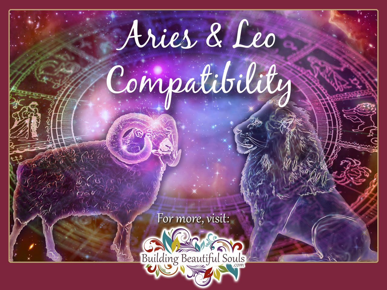 aries and leo best match