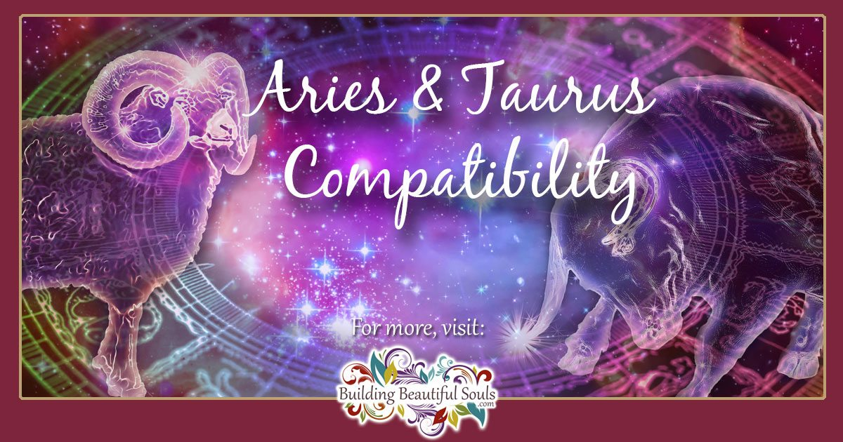 Aries and Taurus Compatibility: Friendship, Love & Sex