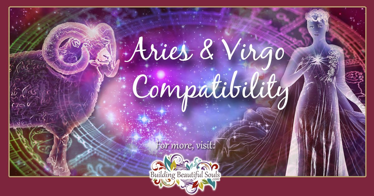 Aries and Virgo Compatibility: Friendship, Love & Sex