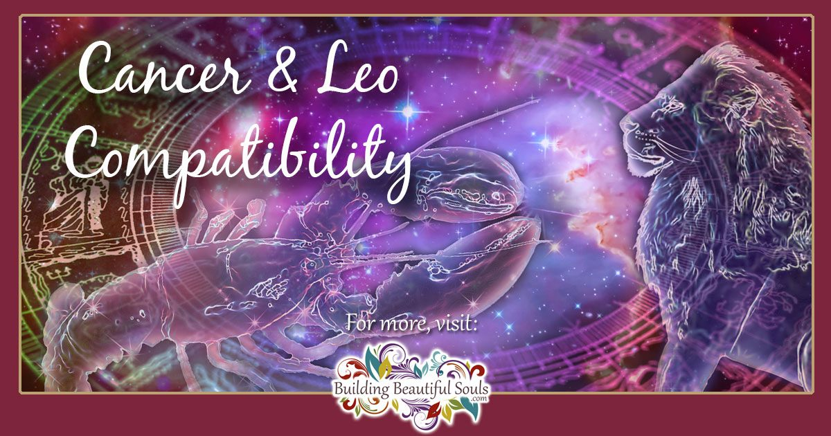 Cancer and Leo Compatibility: Friendship, Love & Sex