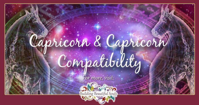 Capricorn and Capricorn Compatibility: Love, Sex & Friendship
